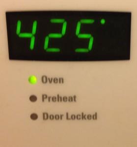 2-Fresh Pumpkin Pie_425 oven temp