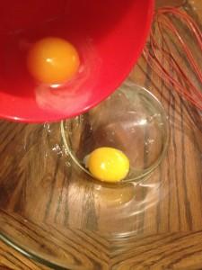 3-Fresh Pumpkin Pie_Add Eggs & Whisk