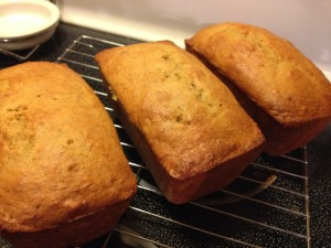 Foolproof Lightened Banana Bread_cooling rack