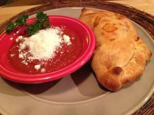 Pizza Pockets (a.k.a. Calzones)