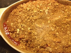 Crunchy Cranberry Apple Crisp (28)