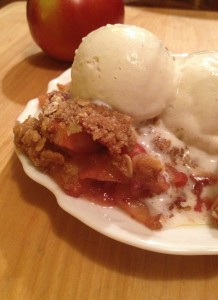 Crunchy Cranberry Apple Crisp (34)