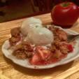 Crunchy Cranberry Apple Crisp (35)