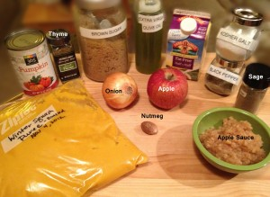 Apple Pumpkin Soup_Ingredients
