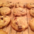 Cranberry Orange Melt-Away Cookies | Recipes in Good Taste | www.recipesingoodtaste.com | Comfort Food Recipe Blog