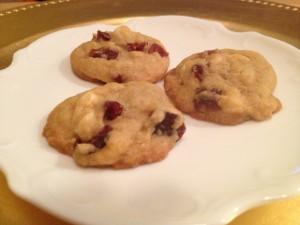 Cranberry Orange Melt-Away Cookies (2)