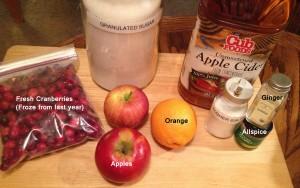 Fresh Apple Cranberry Sauce (44)
