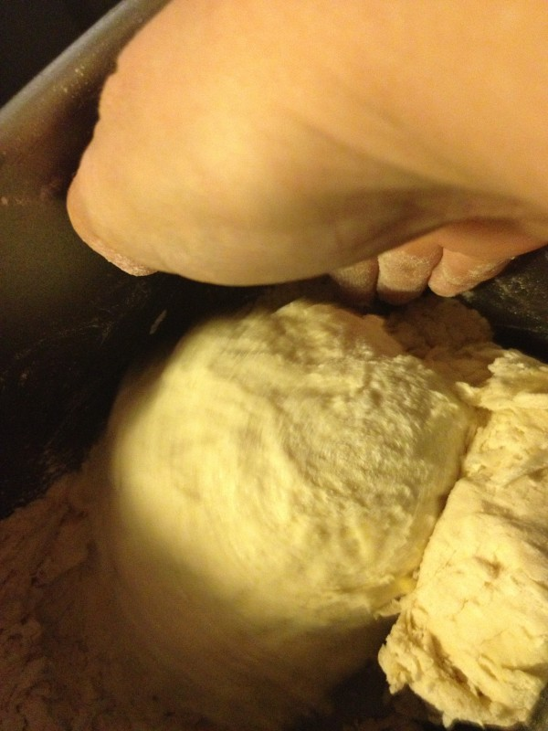 Easy Bread Machine Pizza Dough