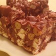 Easy No-Bake Nut Goodie Bars