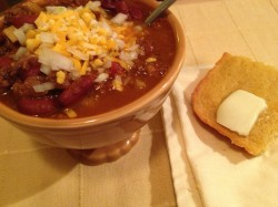 Minnesota Chili